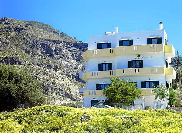Four Seasons apartments, Chora Sfakion, Crete